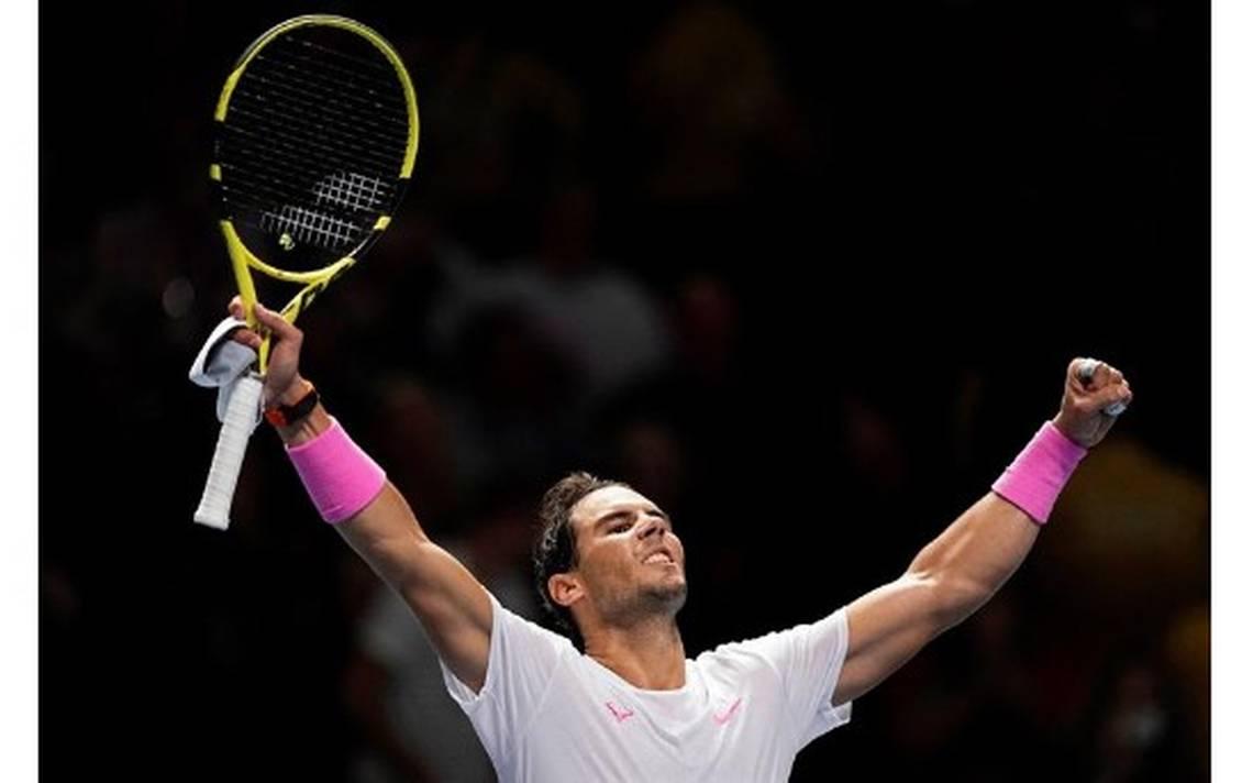 Rafa Nadal derrota a Medvedev - El Sol de San Juan del Río
