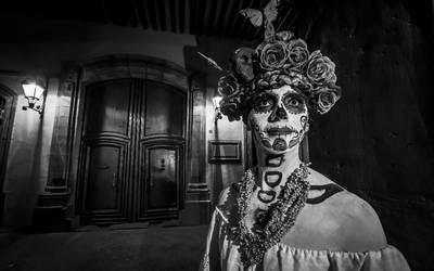 Catrinas Y Catrines Día De Muertos Diario De Querétaro