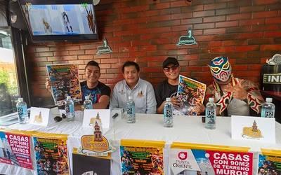 b55969c7a Función de lucha libre para celebrar a niños y mamás - El Sol de San Juan  del Río