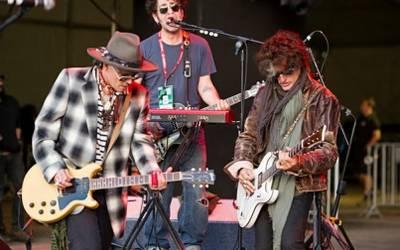 Resultado de imagen para Alice Cooper, Johnny Depp y Joe Terry regresan con música inédita