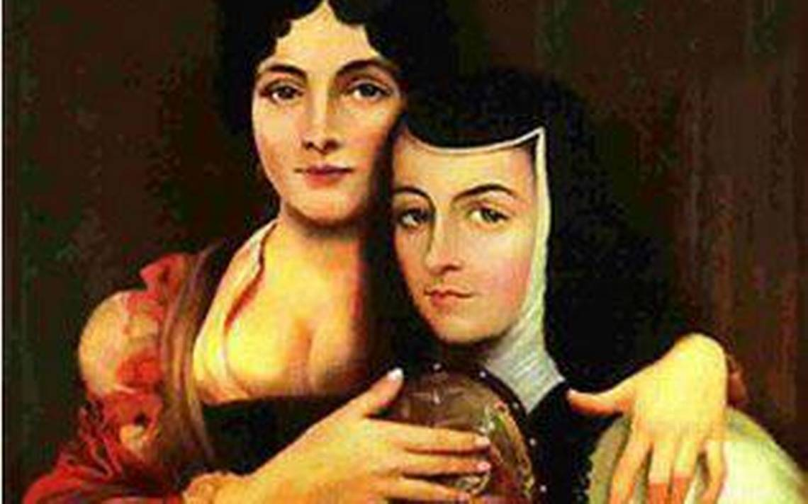 Sor Juana Inés de la Cruz y la virreina María Luisa, una historia de amor - Diario de Querétaro | Noticias Locales, Policiacas, de México, Querétaro y el Mundo