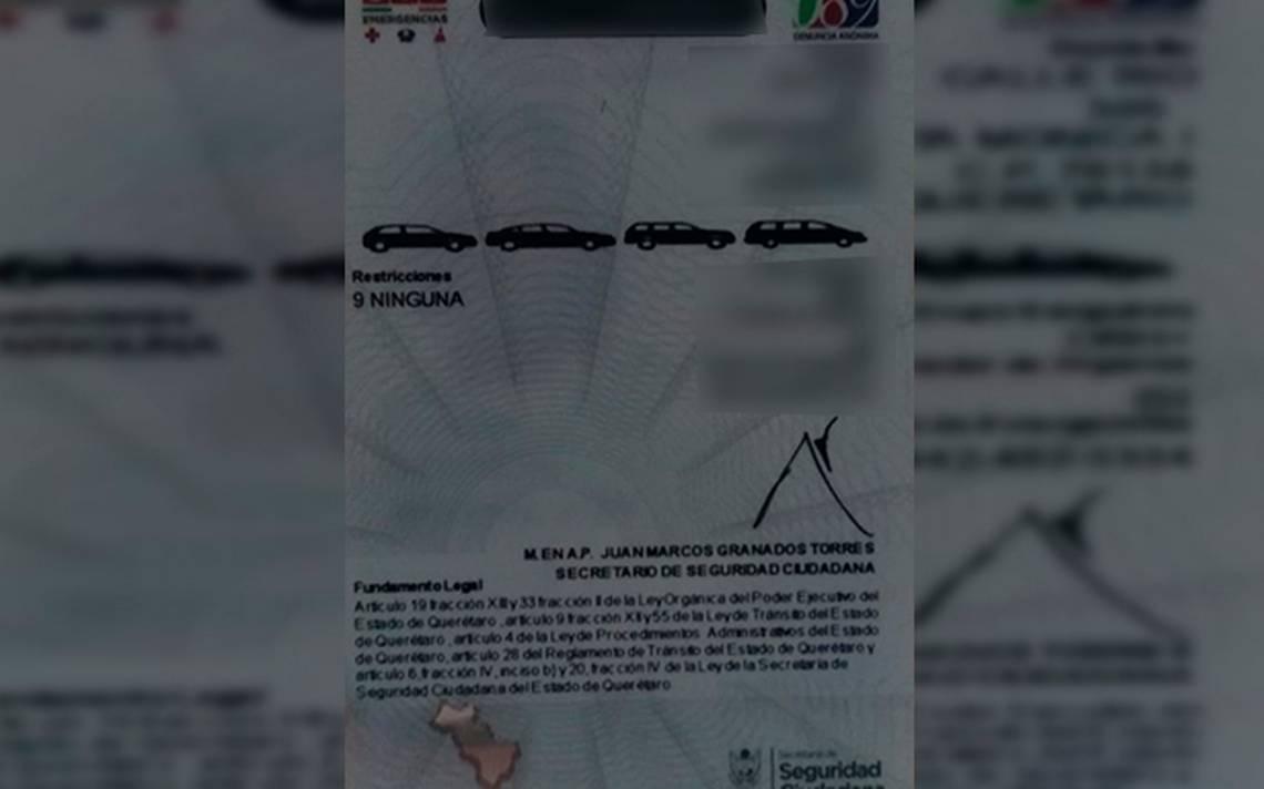 Por Internet Nueva Forma Para Tramitar Licencias Diario