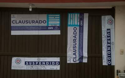 Clausuran Casino Y Burdel En Galindas Diario De Querétaro