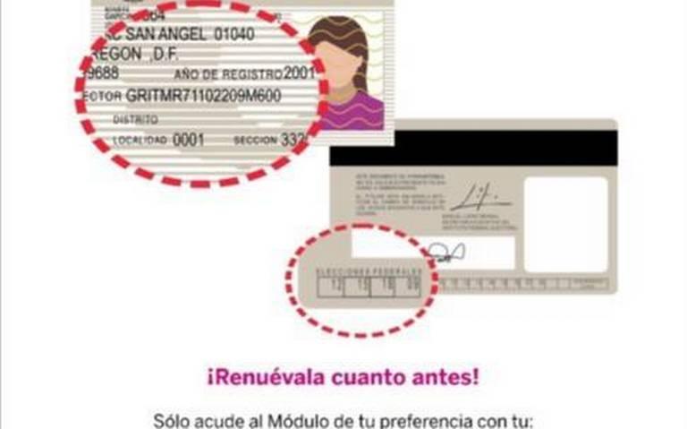 Al Día En Módulos Del Ine Realizan 300 Trámites Diario De
