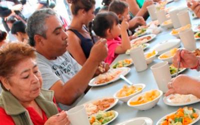 Sedesol Emite Lineamientos Para Comedores Comunitarios