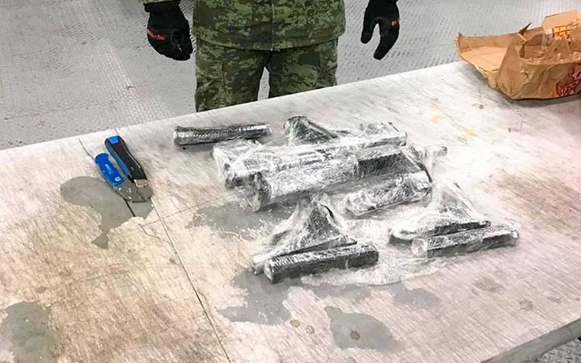 Detectan armas en el AIQ - Diario de Querétaro e0c8fcc0c333